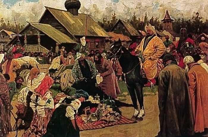 XXI век, Россия. Рабовладельческий строй - ГолосИслама.RU